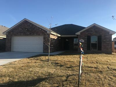 Amarillo Single Family Home For Sale: 9603 Kori Dr