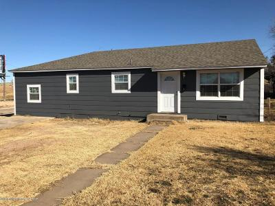 Potter County Single Family Home For Sale: 408 Western N St