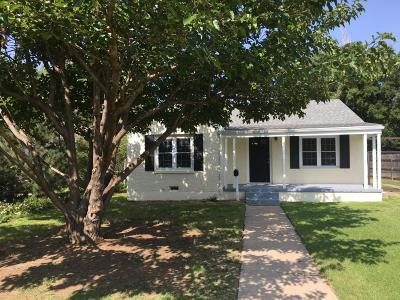 Potter County Single Family Home For Sale: 1202 Florida S. St