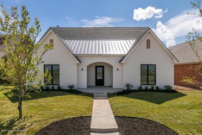 Amarillo Single Family Home For Sale: 5809 Nancy Ellen St