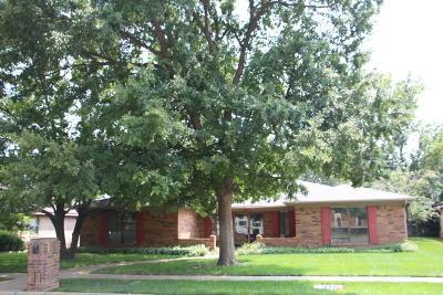 Amarillo Single Family Home For Sale: 4112 Pinehurst Dr
