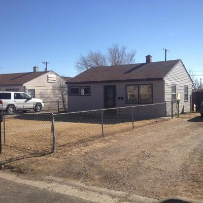 Potter County Single Family Home For Sale: 4308 15th SE Ave