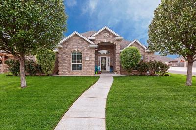 Amarillo Single Family Home For Sale: 8400 Edenbridge Dr