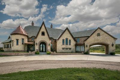 Amarillo Single Family Home For Sale: 9 Tascocita Cir