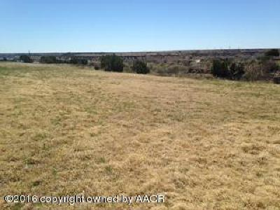 Amarillo Residential Lots & Land For Sale: 104 Lago Vista St