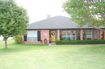 Amarillo Single Family Home For Sale: 2213 La Reata Ln