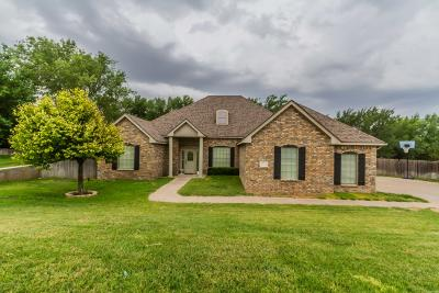 Amarillo Single Family Home For Sale: 6817 Briarwood Dr