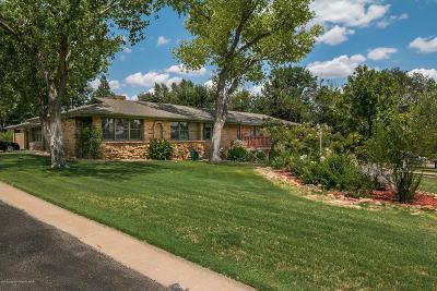 Amarillo Single Family Home For Sale: 2015 Teckla Blvd