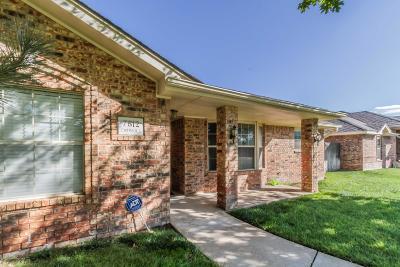 Amarillo Single Family Home For Sale: 7612 Catskill Ave