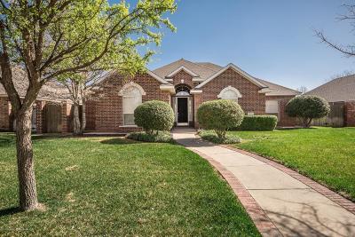 Amarillo Single Family Home For Sale: 7305 Ashland Dr