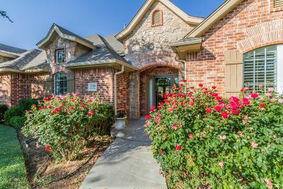 Single Family Home For Sale: 7919 Pilgrim Dr