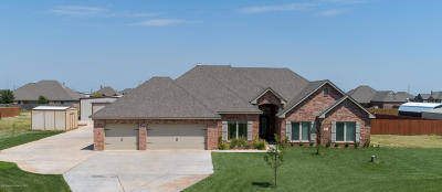 Amarillo Single Family Home For Sale: 5611 Joshua Deets Trl