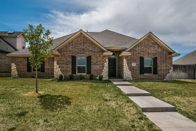Single Family Home For Sale: 7410 Topeka Dr