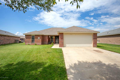 Amarillo Single Family Home For Sale: 9408 Orry Ave