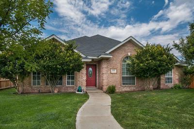 Amarillo Single Family Home For Sale: 4000 Celia St