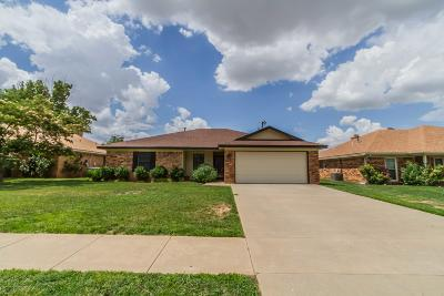 Potter County, Randall County Single Family Home For Sale: 7910 Simpson Dr
