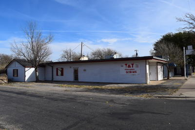 Potter County Commercial For Sale: 3622 6th Ave