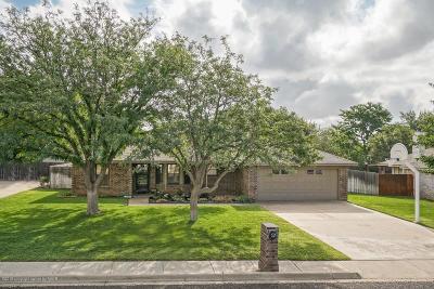 Canyon Single Family Home For Sale: 52 Canyon Rim