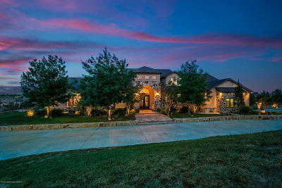 Amarillo Single Family Home For Sale: 104 Overlook Cir