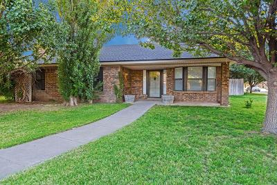 Potter County, Randall County Single Family Home For Sale: 5905 Hampton Dr