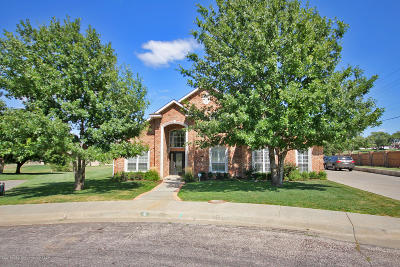 Amarillo Single Family Home For Sale: 4 St Andrews Dr