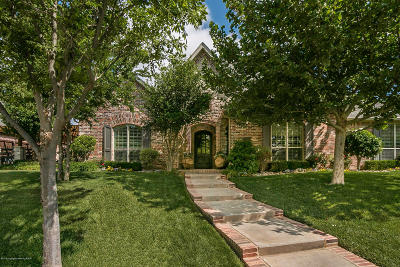 Randall County Single Family Home For Sale: 7902 Continental Pkwy