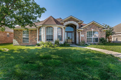 Randall County Single Family Home For Sale: 8209 Paragon Dr