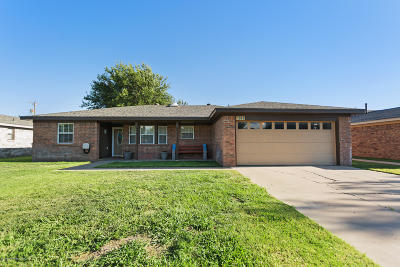 Potter County, Randall County Single Family Home For Sale: 7309 Imperial Dr