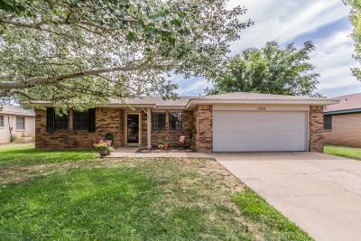 Potter County, Randall County Single Family Home For Sale: 7303 Elmhurst Dr