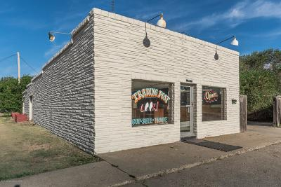 Amarillo Commercial For Sale: 3610 S Tyler St