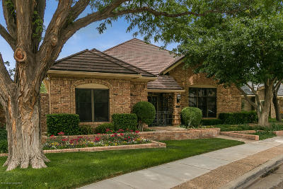 Randall County Single Family Home For Sale: 7210 Versailles Dr