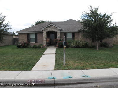 Canyon Single Family Home For Sale: 2425 17th Ave