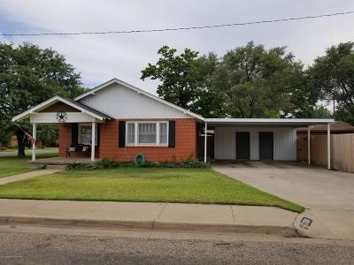 Potter County, Randall County Single Family Home For Sale: 3300 Teckla Blvd