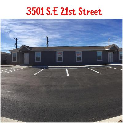 Amarillo Multi Family Home For Sale: 3501 SE 21st Ave