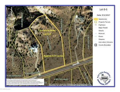 Canyon Residential Lots & Land For Sale: 115 Ranch Pkwy