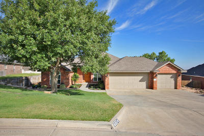 Amarillo Single Family Home For Sale: 6504 Meadowland Dr