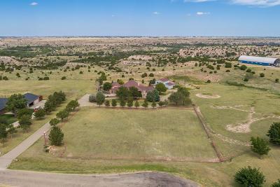 Canyon Single Family Home For Sale: 2800 Antelope Ridge