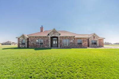 Bushland Single Family Home For Sale: 18901 Quail Crossing Rd