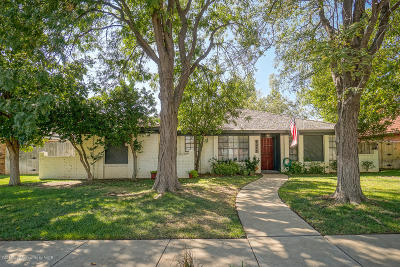 Randall County Single Family Home For Sale: 6211 Bayswater Rd