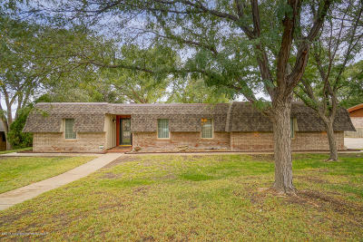 Canyon Single Family Home For Sale: 55 Country Club Dr