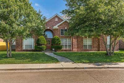 Amarillo Single Family Home For Sale: 8207 Progress Dr
