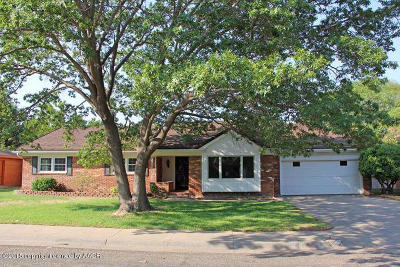 Single Family Home For Sale: 3204 S Austin St