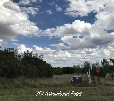 Canyon Residential Lots & Land For Sale: 301 Arrowhead Pt
