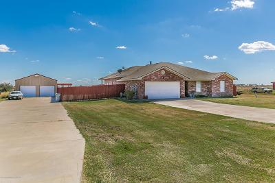 Canyon Single Family Home For Sale: 9551 Braden Dr