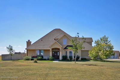 Canyon Single Family Home For Sale: 2811 Antelope Ridge