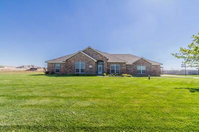 Amarillo Single Family Home For Sale: 14611 Suzanna St