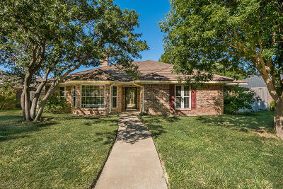 Randall County Single Family Home For Sale: 6416 Mooregate Dr