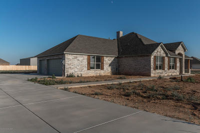 Bushland Single Family Home For Sale: 2471 Blue Mesa