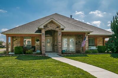 Amarillo Single Family Home For Sale: 8101 El Paso Dr