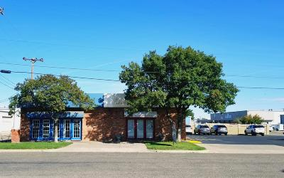 Amarillo Commercial For Sale: 4104 SW 33rd Ave